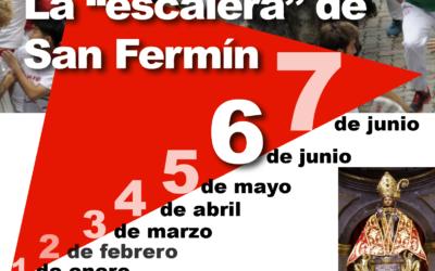 Escalera de San Fermín